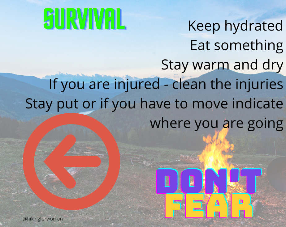Survival until you are found